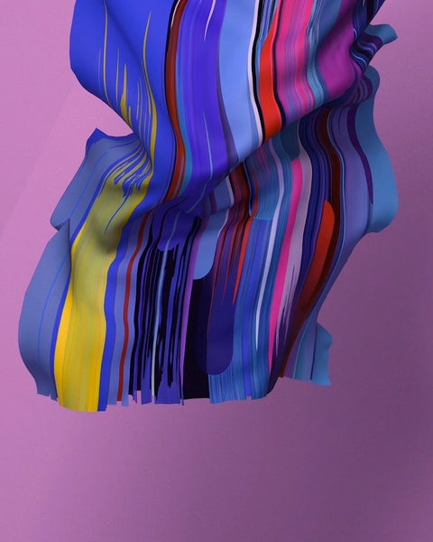 Design 3D Color | Painting By Pawel Nolbert