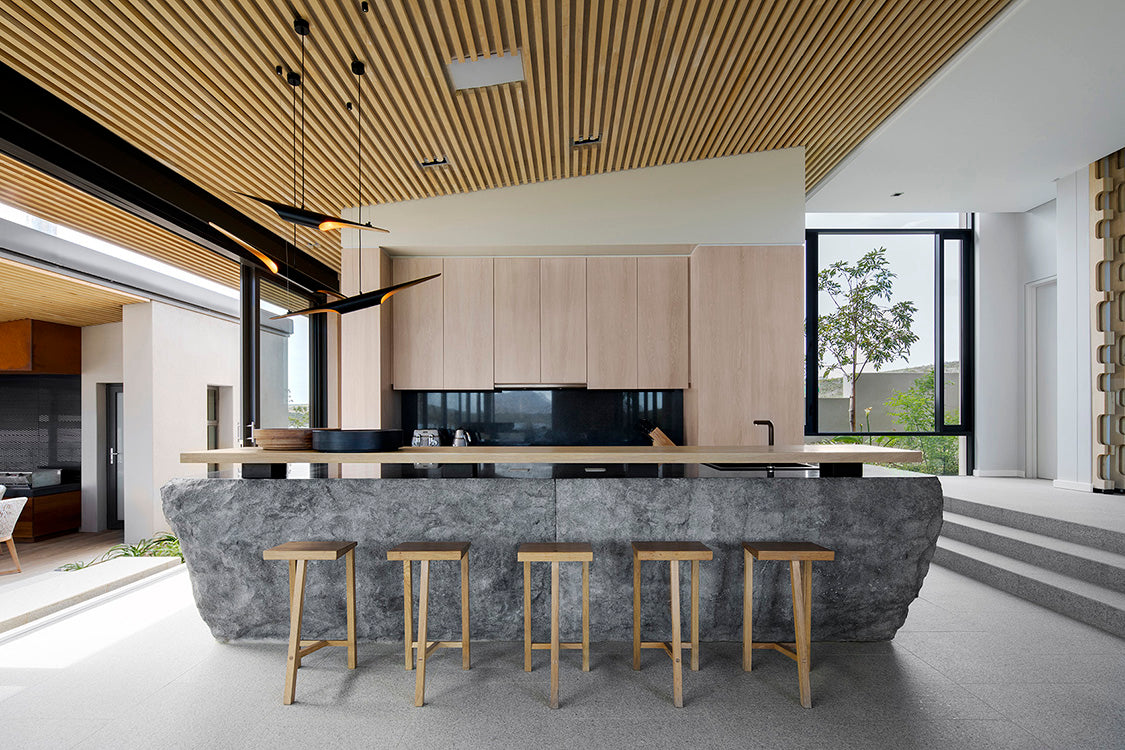 Architecture design | Interior kitchen decor