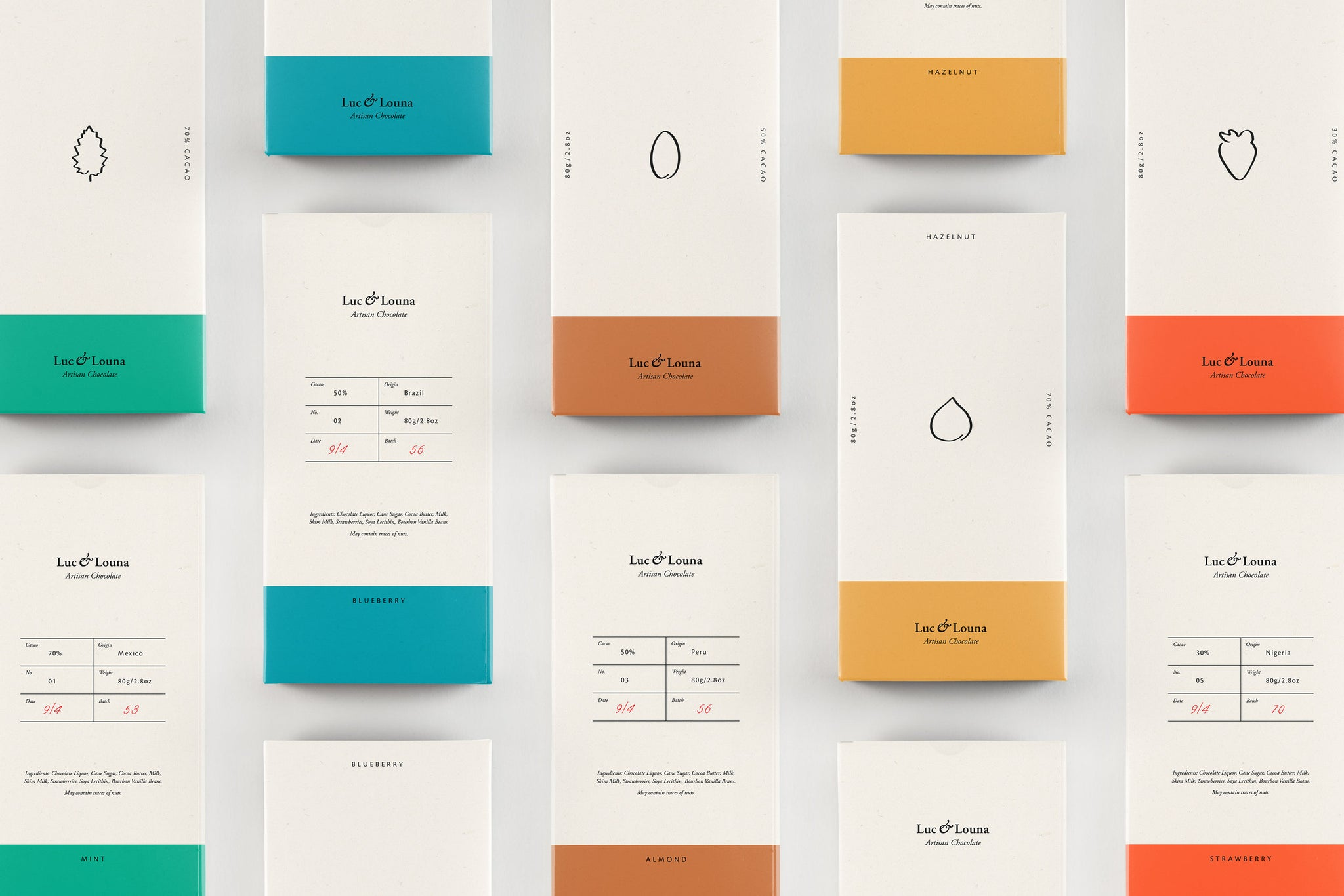 Inspiring minimalist design luxury product design