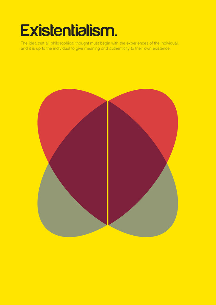 Geometric Poster Design - Graphic Designer Genís Carreras