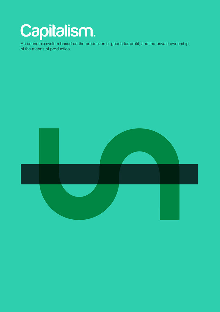 Minimalist Poster Design | Graphic Art by Genís Carreras