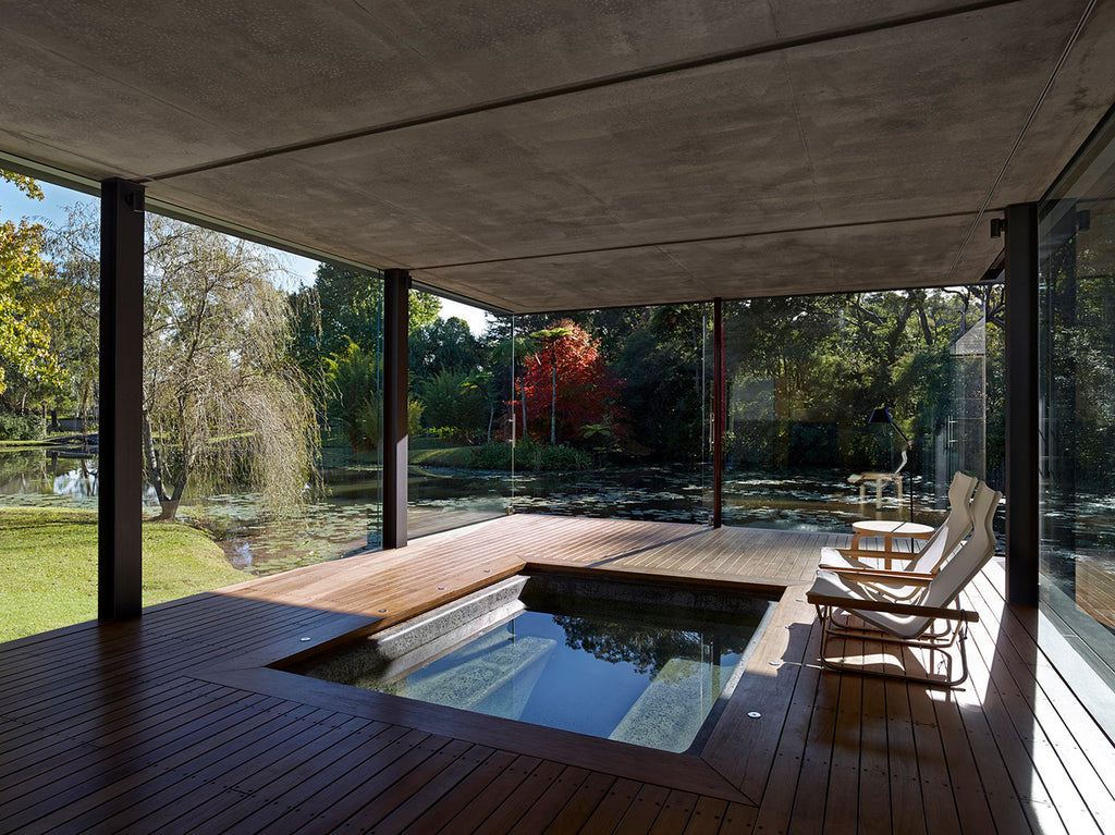 spa - modern architecture design