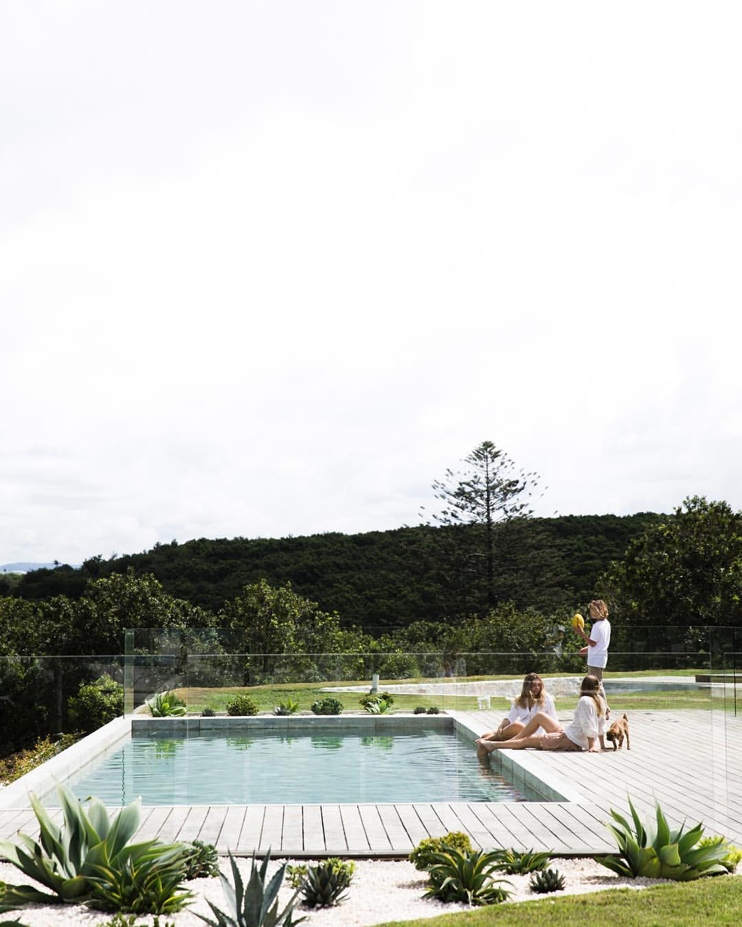 pool design the grove Byron Bay