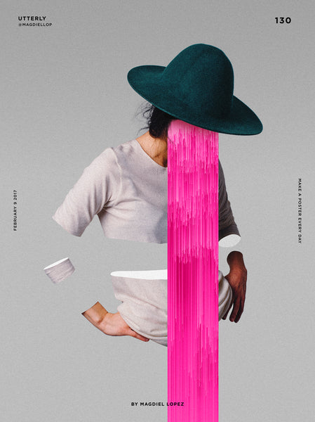Abstract people Layout | By Graphic Designer Magdiel Lopez