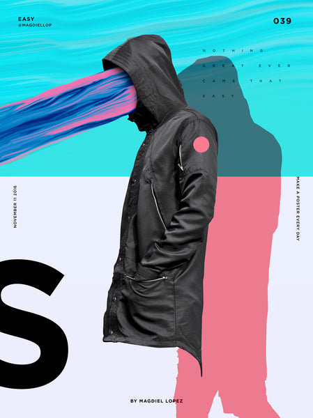 2019 Colourful Layout | By Graphic Designer Magdiel Lopez
