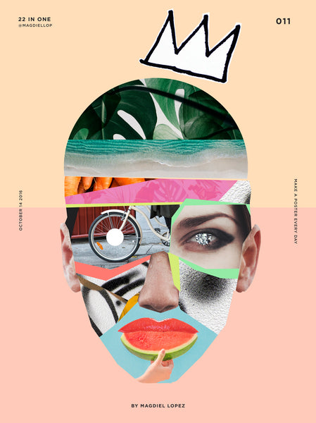 Colorful inspiration | By Graphic Designer Magdiel Lopez