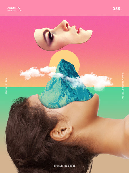 Illustration Inspiration | By Graphic Designer Magdiel Lopez