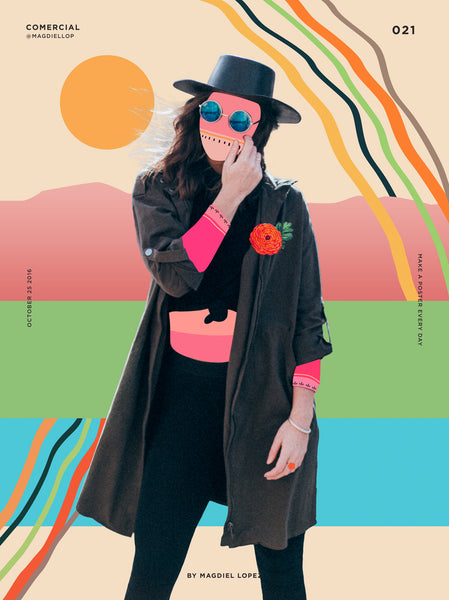 Modern Fashion Inspiration | By Graphic Designer Magdiel Lopez