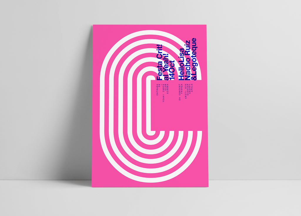 Graphic Design Inspiration | By Quim Marin