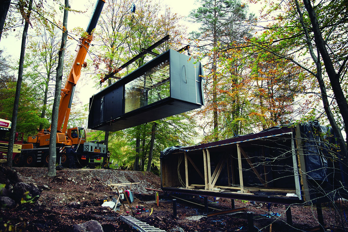 Prefab House Construction