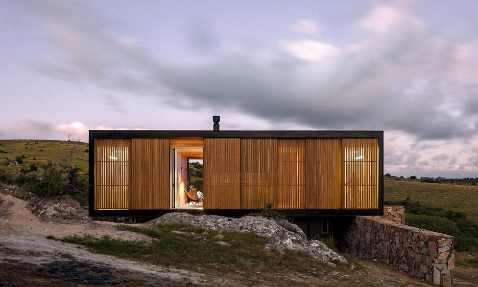 Prefab homes | Architecture By MAPA