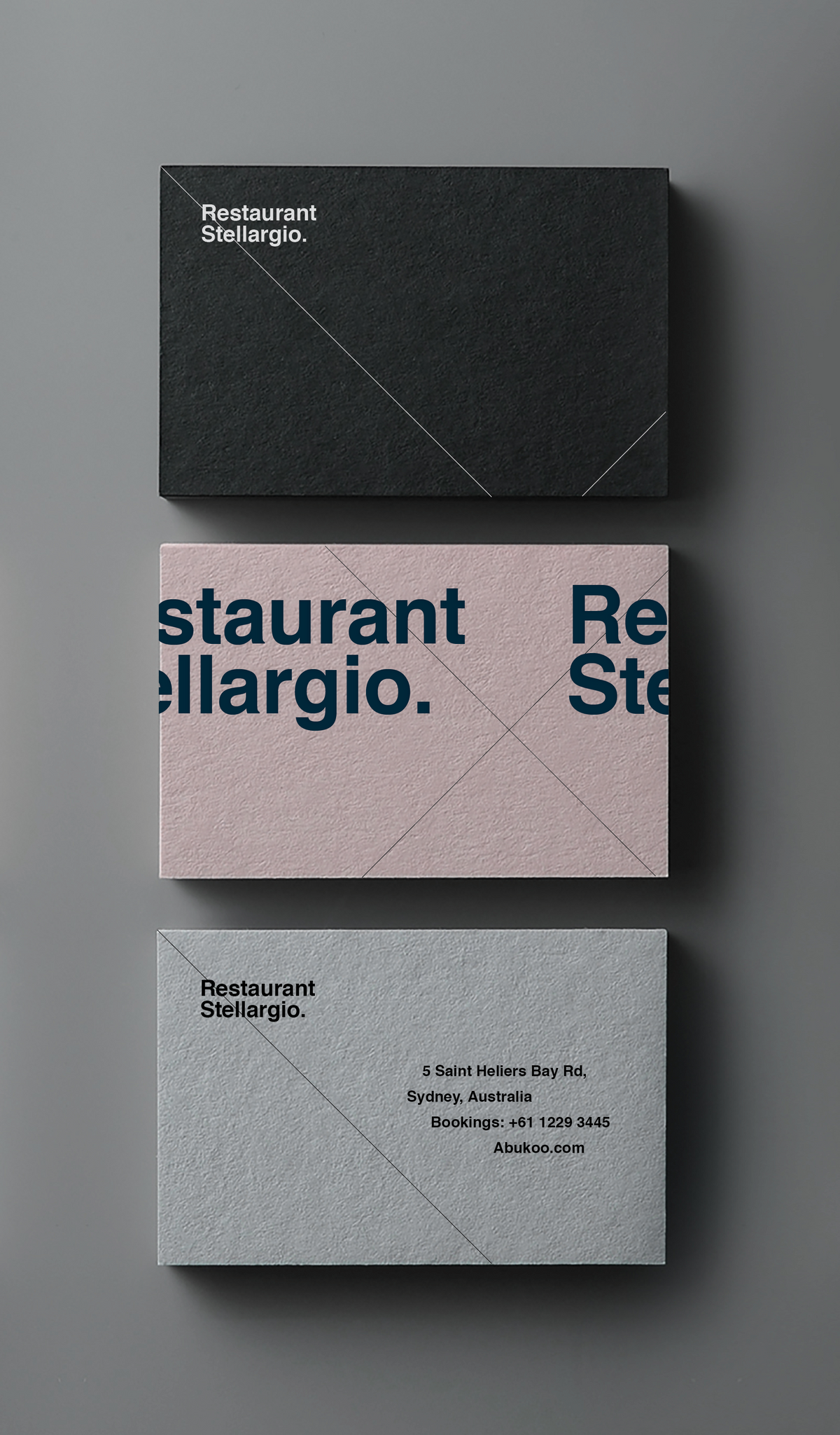 business card design | Restaurant ideas