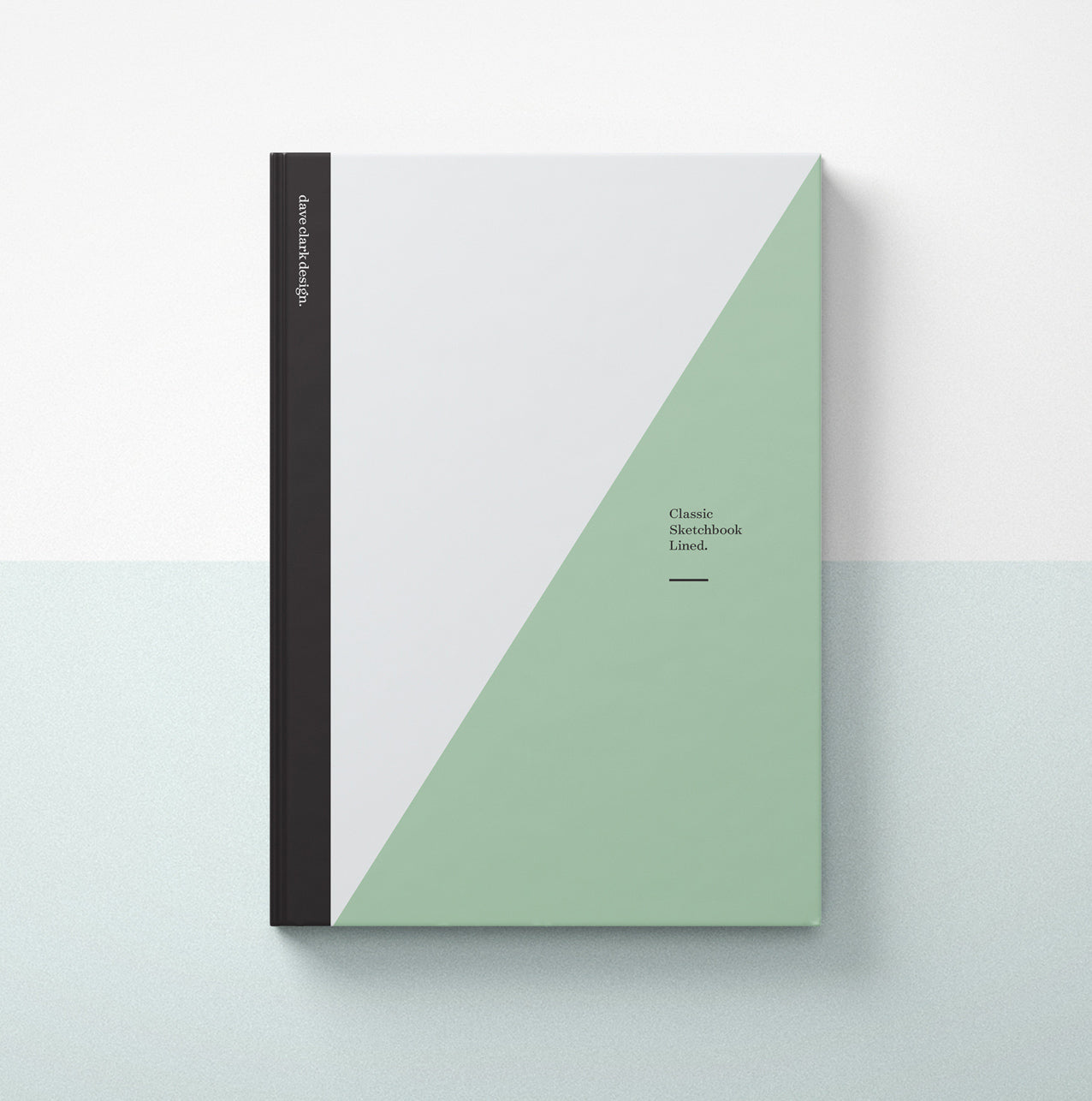 minimal sketchbook design