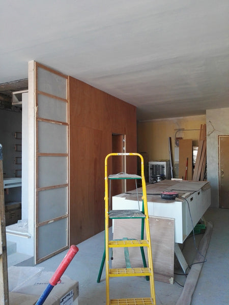 small space construction