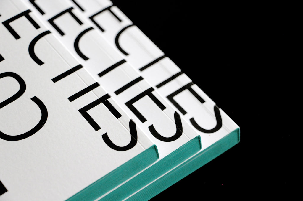 typography book cover design