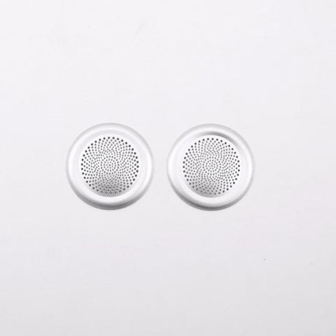2Pcs Car Aluminum Alloy Tweeter Speaker Cover Trim For Range Rover Evoque 2020 Year Accessories Car