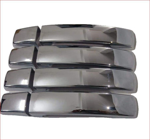 Chrome Door Handle Cover Trim For Land Rover L320 Car