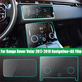 Control Tpu Protection - For Rr Vogue Sport Velar 2017/18/19/20 Nav + Ac Set Car