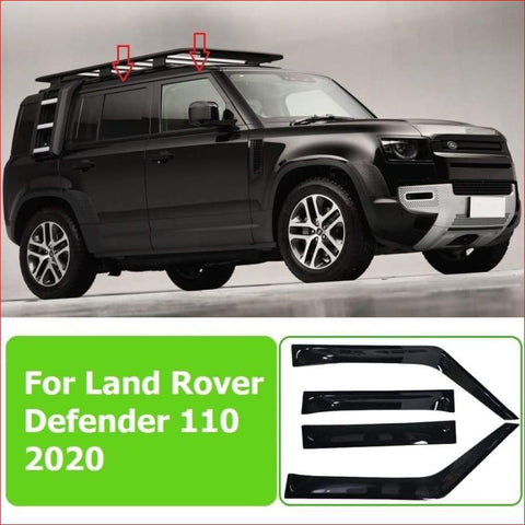 Deflector Wind Gaurd For Land Rover Defender 110 130 2020 Car