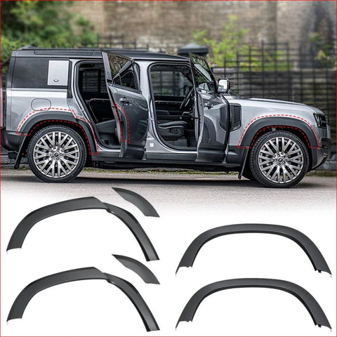 Extended Wheel Arches For Defender 2020 Car