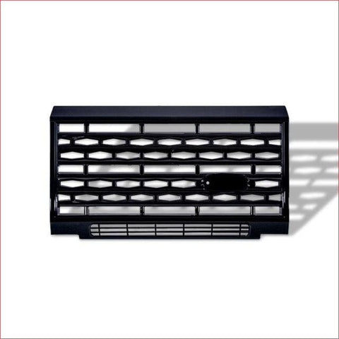 Front Middle Abs Adventure Edition Style Grille For Land Rover Defender Car