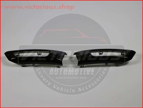 High Gloss Black Fog Lights Cover For Range Rover Sport 2014-2017 Car