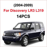 Interior Leds For Land Rover Discovery Lr3 L319 / Ice Blue Car