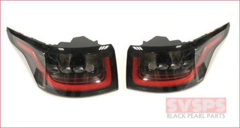 L494 Rear Led Tail Light Lamp For Land Rover Range Sport 2014-2020 Aftermarket Upgrade Left And