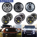 Led Headlights For Land Rover Defender