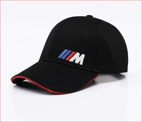 M Power Baseball Cap Car
