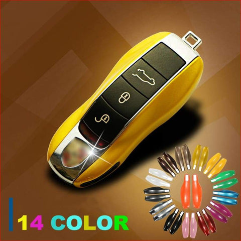Porsche Key Case Cover Keyless Remote Car