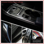 Range Rover Evoque 3D Carbon Fiber Interior Sticker Car