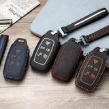 Range Rover Evoque Discovery 2010-2012 Leather Key Cover Car
