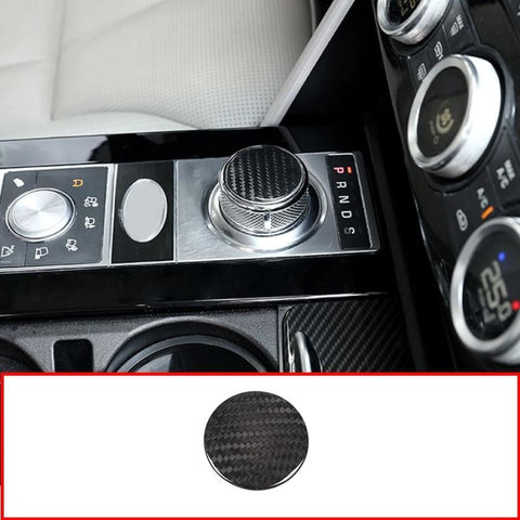 Real Carbon Fibre Gear Shift For Range Rover/discovery Car