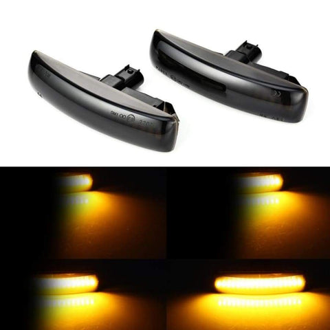 Repeater Indicator Lights For Range Rover L320 2005-2010 Car