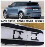 Land Rover Range Evoque 2020 2021 2022 Running Boards Side Step Bar Car