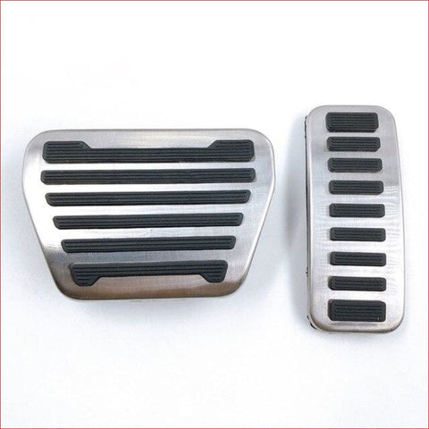 Stainless Steel Pedals For Defender 110 2020 Car