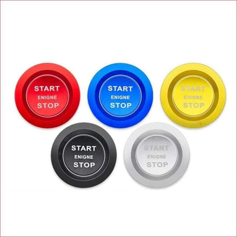 Start Stop Engine Push Button Cover For Range Rover /discovery/ Car