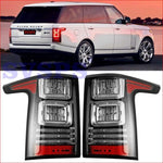 White Color Car Tail Lights For Range Rover Land Rover2013-2017 Led Rear Turn Rear Lamps Stoplight