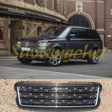 Svo Land Rover Range Vogue Front Mesh Grille Grill 2014 Car
