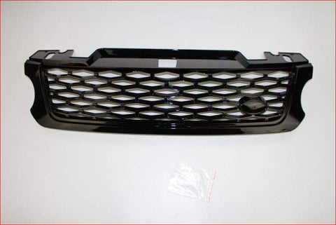 Svr Style Front Middle Grill Grille For Land Rover Range Sport 2014-2017 Car