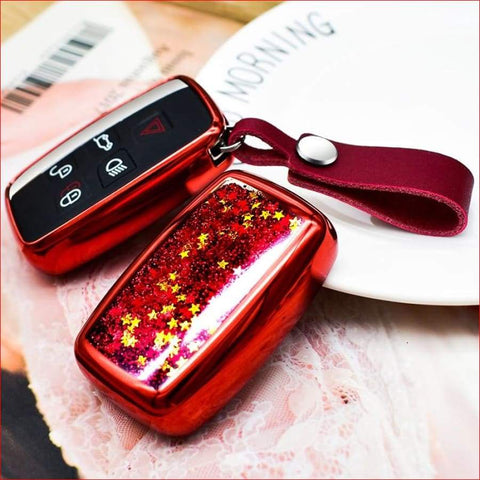 Tpu Stellar Sands Car Key Case Cover For Land Rover A9 Range Sport Evoque Freelander 2 Jaguar Xe Xj