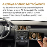 Victorious Wireless Apple Carplay/ Android Auto For Land Rover/jaguar Discovery Sport F-Pace 5 Car