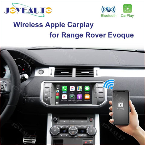 Wireless Apple Carplay For Land Rover Range Evoque 2013-2017 Car