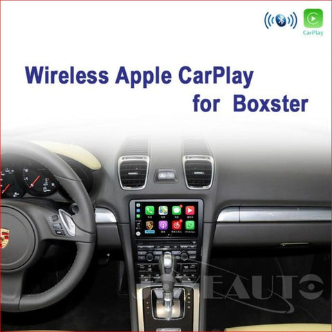 Wireless Apple Carplay For Porsche Boxster 2010-2016 Car