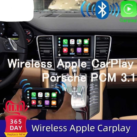 Wireless Apple Carplay For Porsche Pcm 3.1 Car