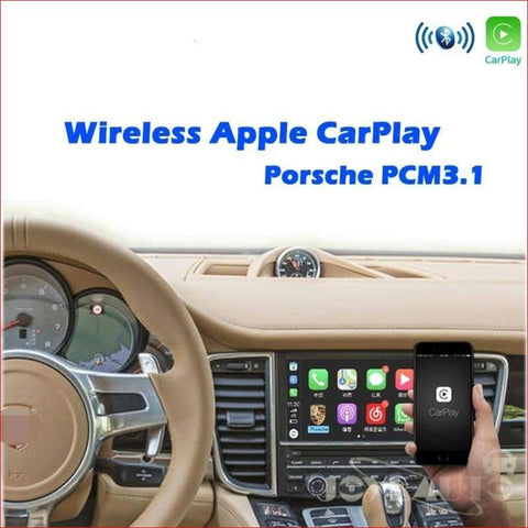 Wireless Apple Carplay For Porsche Pcm3.1 2010-2016 Car