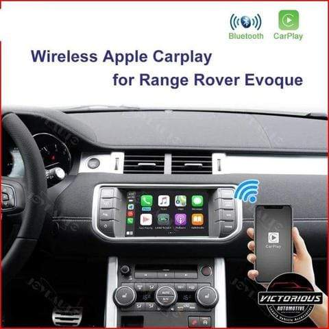 How to install Apple CarPlay in your Range Rover
