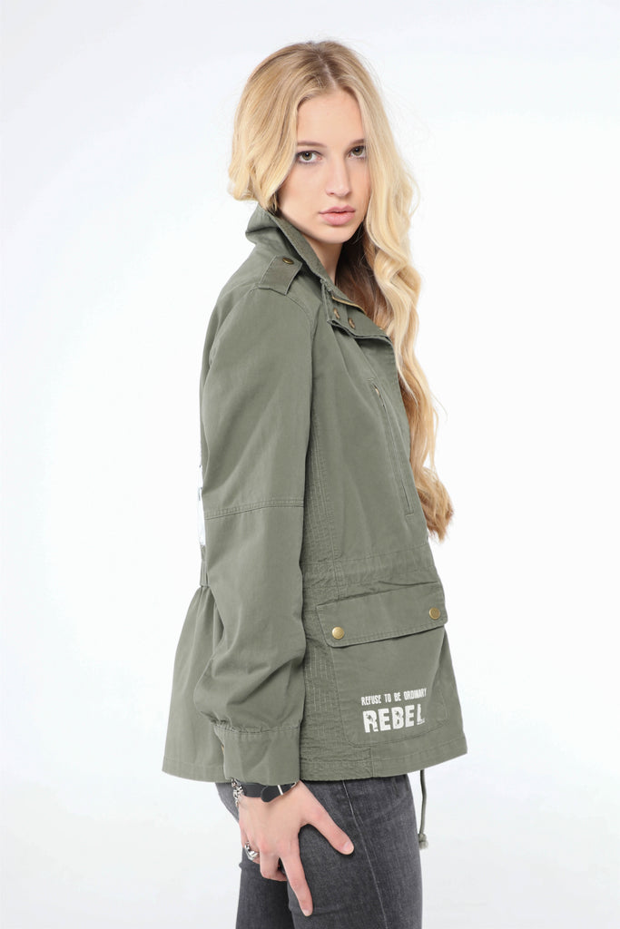 Independent Military Jacket