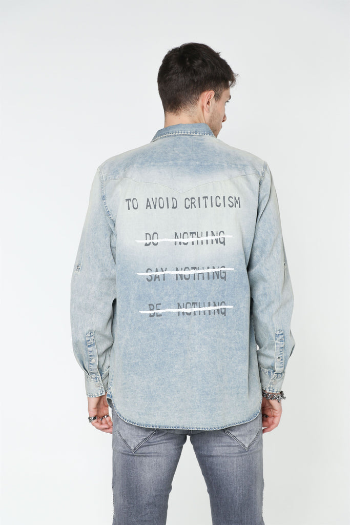 Do Nothing Jeans Shirt
